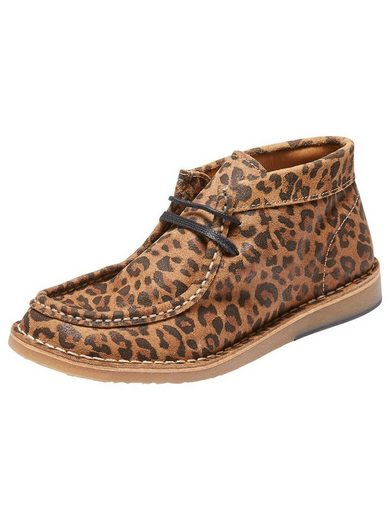 Selected Femme Leoparden- Stiefel