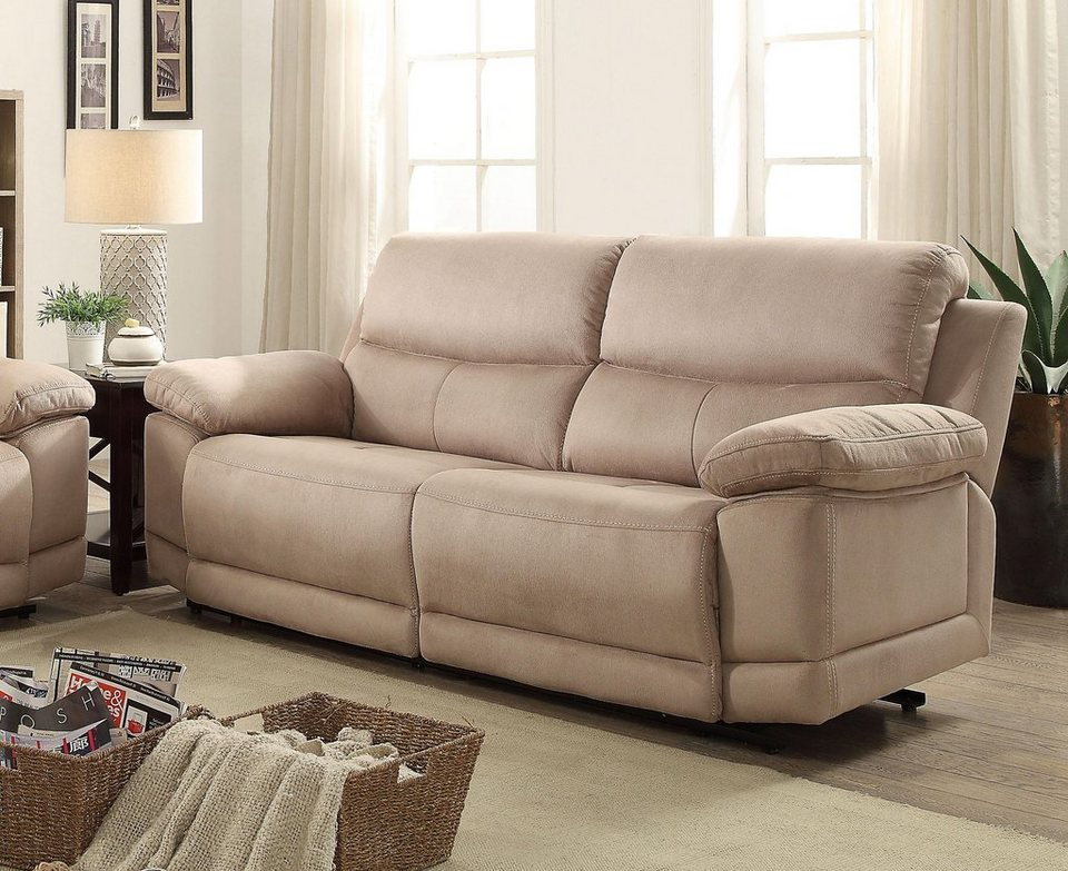 home affaire 3 sitzer molly mit federkern polsterung. Black Bedroom Furniture Sets. Home Design Ideas