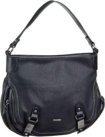 Picard ROCKY - Shopping Bag - black
