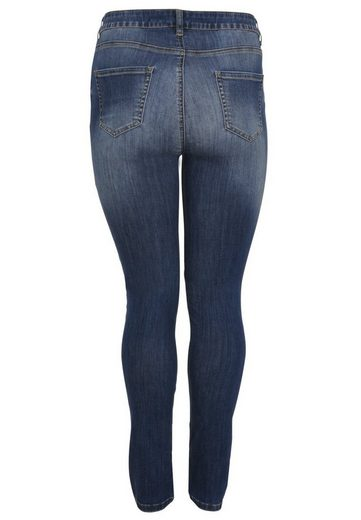 Yoek Skinny-fit-Jeans ELLA, High Waist