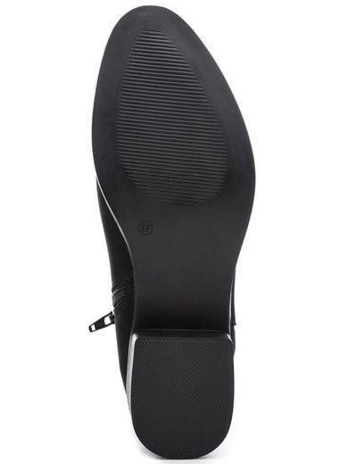 Bianco V-Splits Stiefel