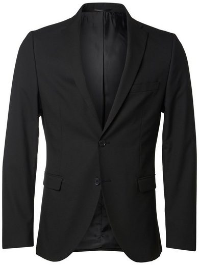 Selected Femme Slim-Fit-Blazer aus Viskose