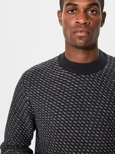 Selected Homme Wollmix- Strickpullover