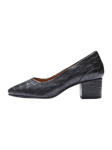 Selected Femme Croco- Pumps