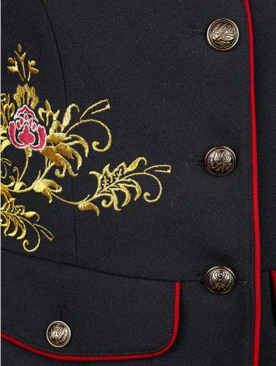 Alba Moda Military-Jacke �?Gewinner des Deutschen Bloggerpreises 2017