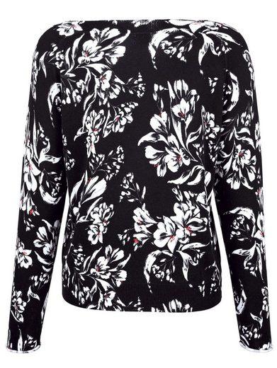 Alba Moda Pullover im exklusiven Alba Moda Print