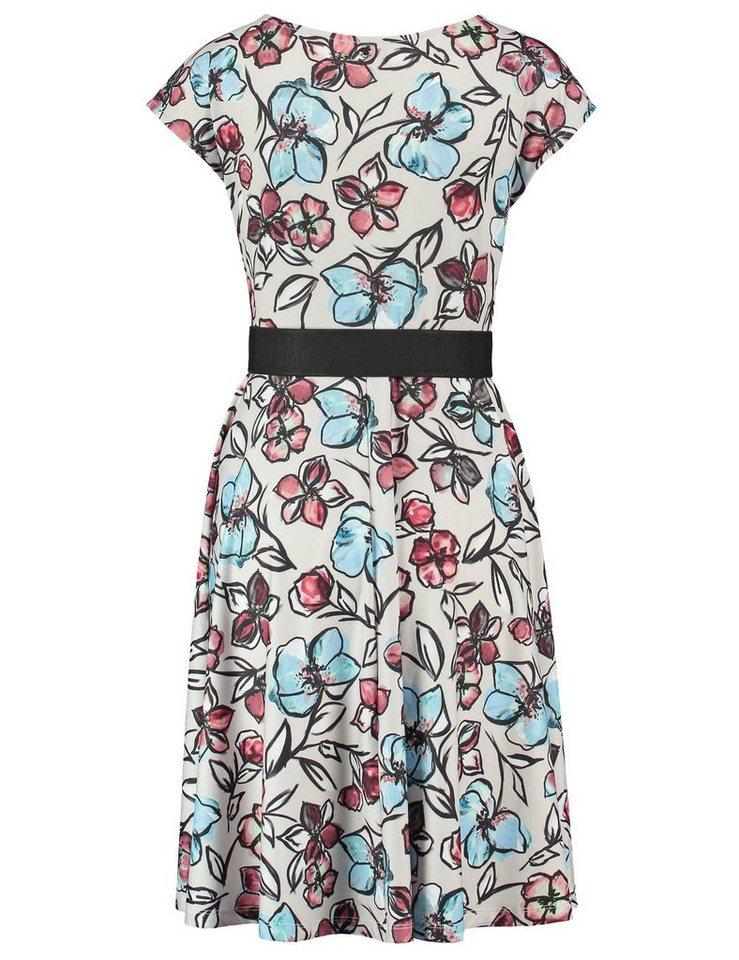 Taifun Kleid Gewirke »Kleid aus Slinky-Jersey«