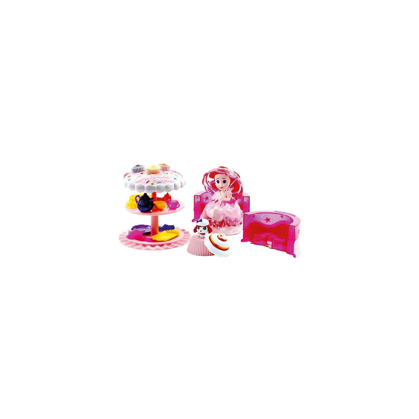 BOTI Cupcake Surprise Playset - Cake