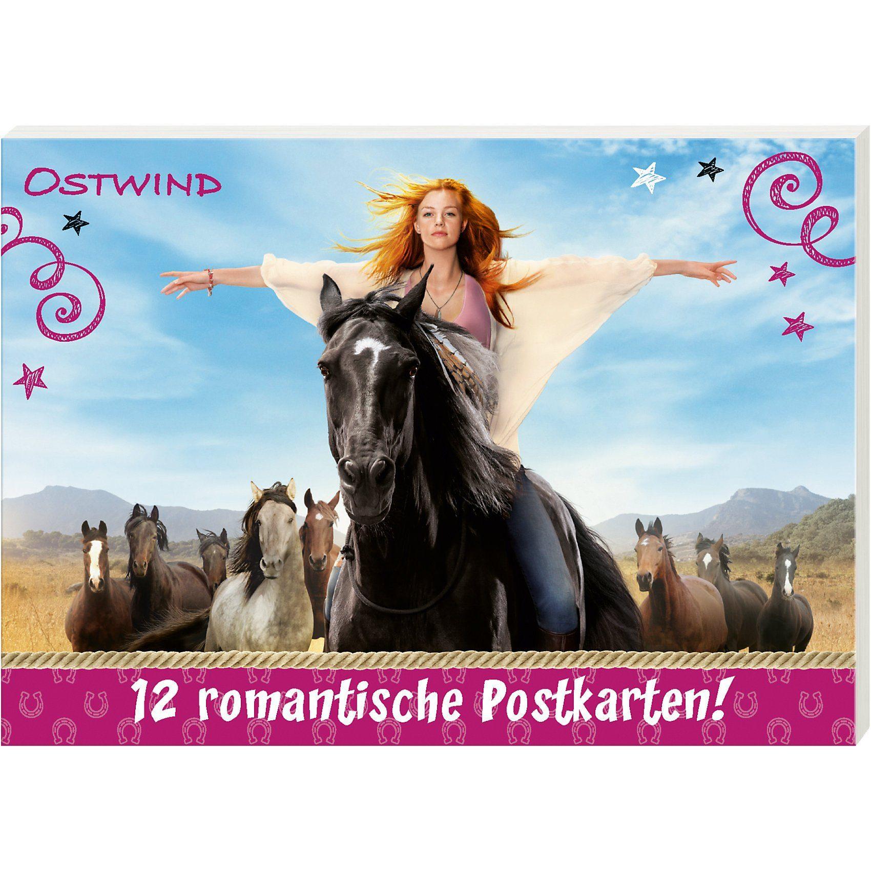 Ravensburger Ostwind: Postkartenblock