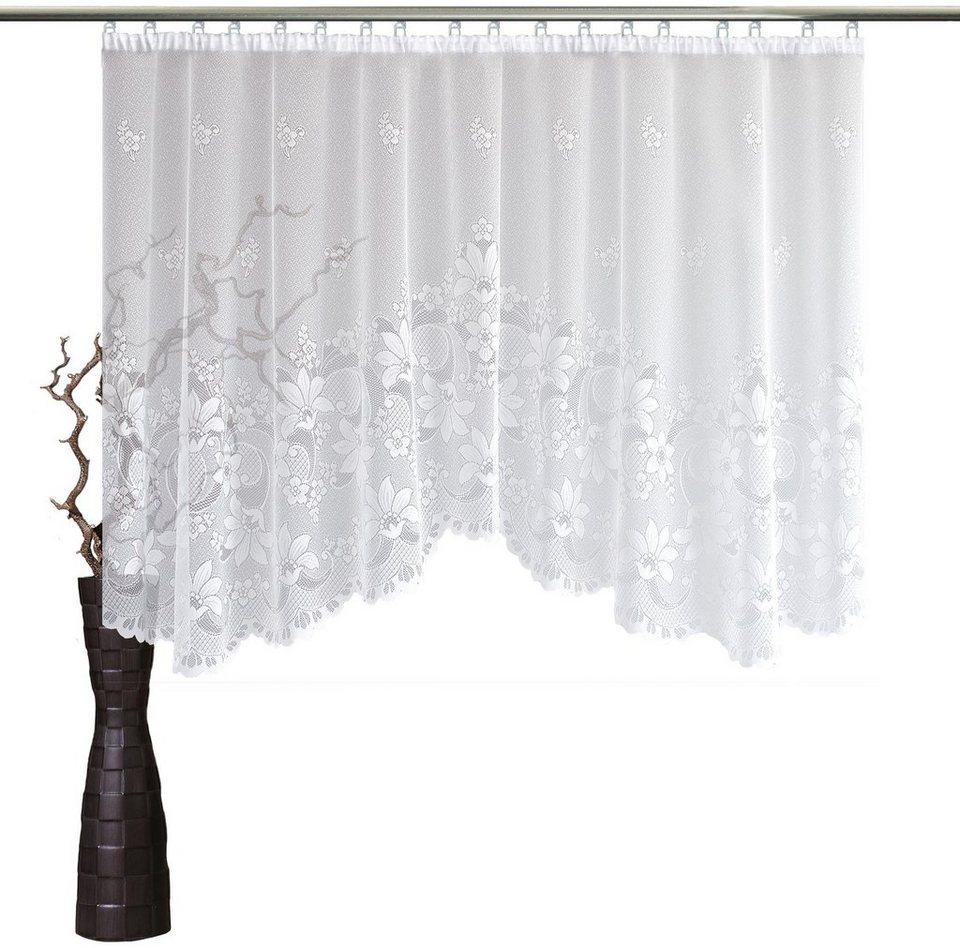 gardine nach ma gudrun vhg faltenband 1 st ck online kaufen otto. Black Bedroom Furniture Sets. Home Design Ideas