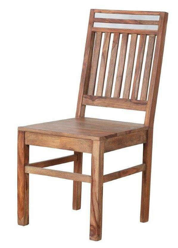 the wood times stuhl sheva im 2er set breite 45 cm online kaufen otto. Black Bedroom Furniture Sets. Home Design Ideas
