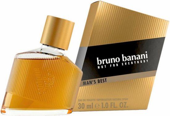 Bruno Banani Eau de Toilette »Man's Best«