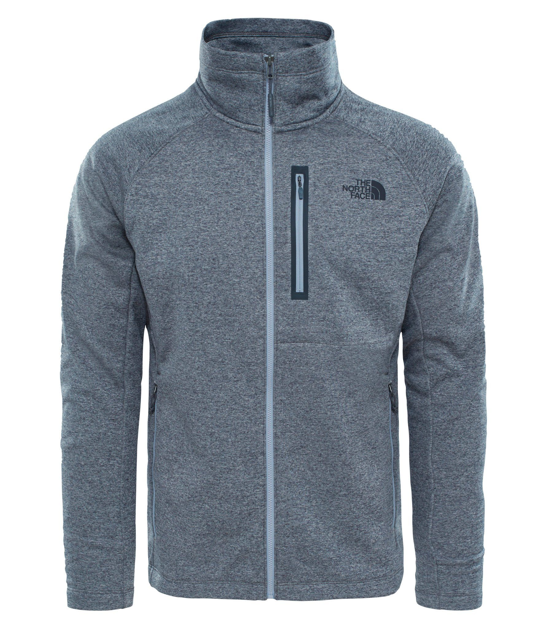 The North Face Pullover »Canyonlands Full Zip Fleece Jacket Men«