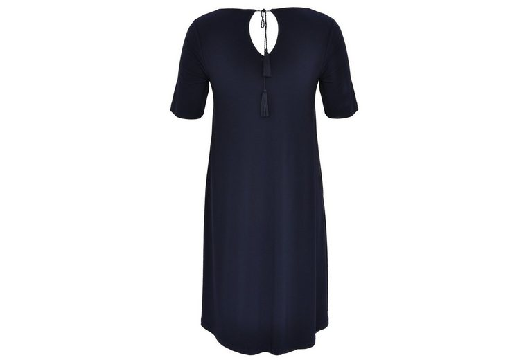 Yoek A-Linien-Kleid DOLCE, in Basic Form