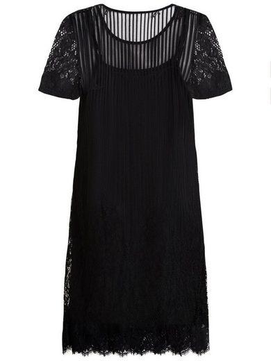 Vila Spitzen- Kleid