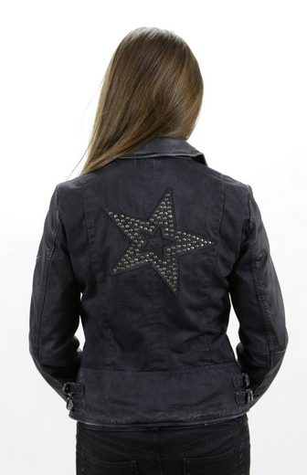 Freaky Nation Bikerjacke New Star