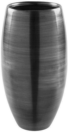 Fink Tischvase »AFRICA« (1 Stück), aus Metall, Höhe ca. 28 cm