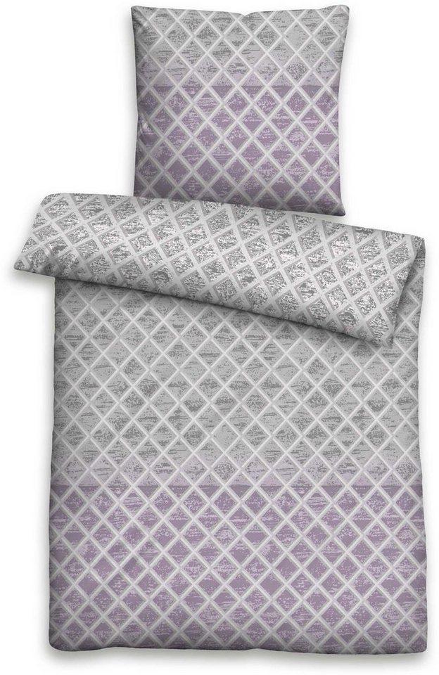Bettwasche Geometrische Muster