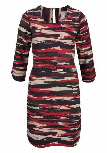 Aniston Etuikleid, im Camouflage-Dessin