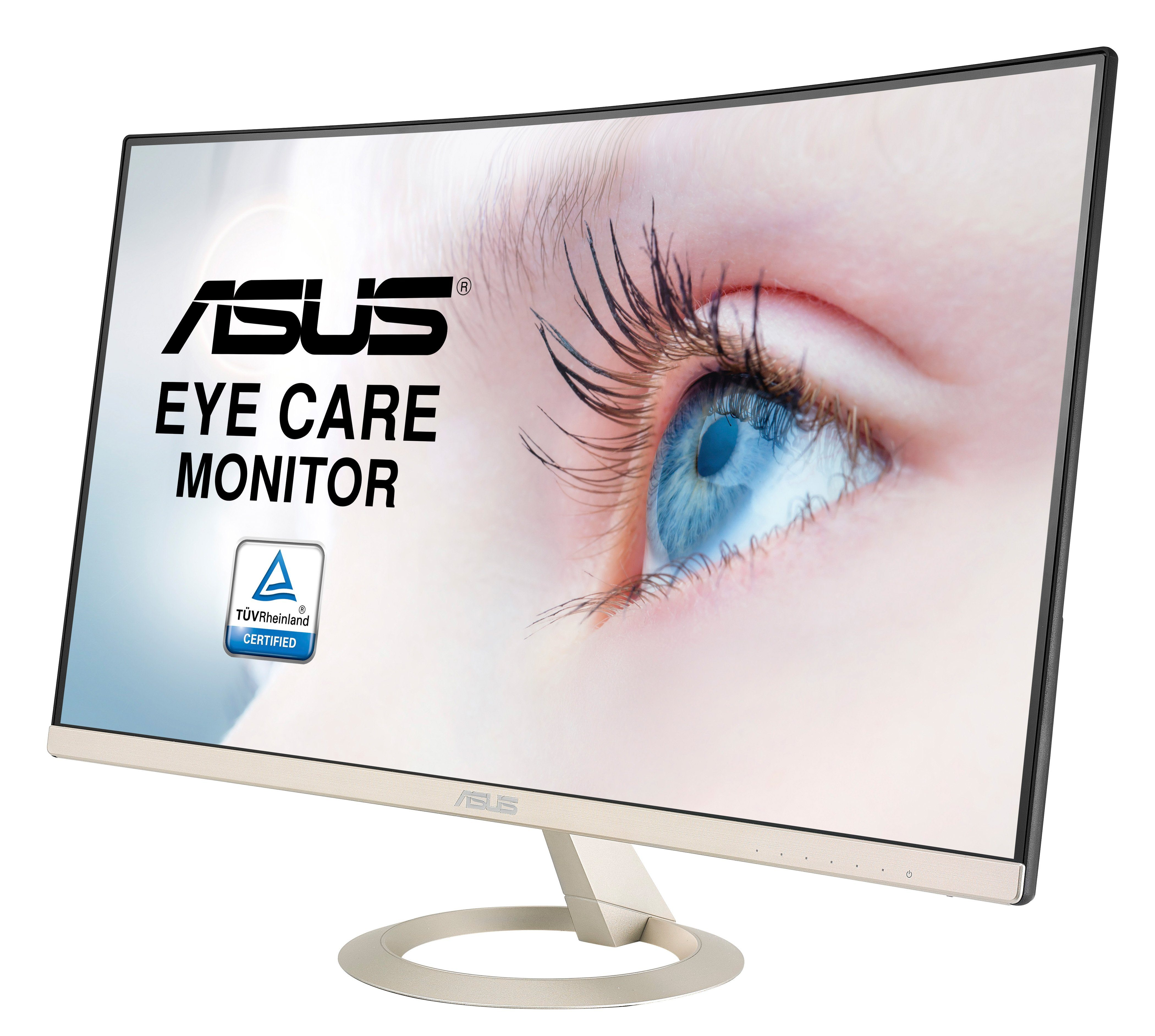 ASUS VZ27VQ Curved Full HD Monitor, 68,5cm 27 Zoll