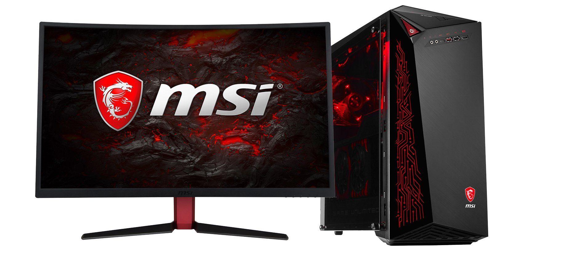 MSI Gaming Paket Infinite A + Monitor Optix G27C »SET01258«