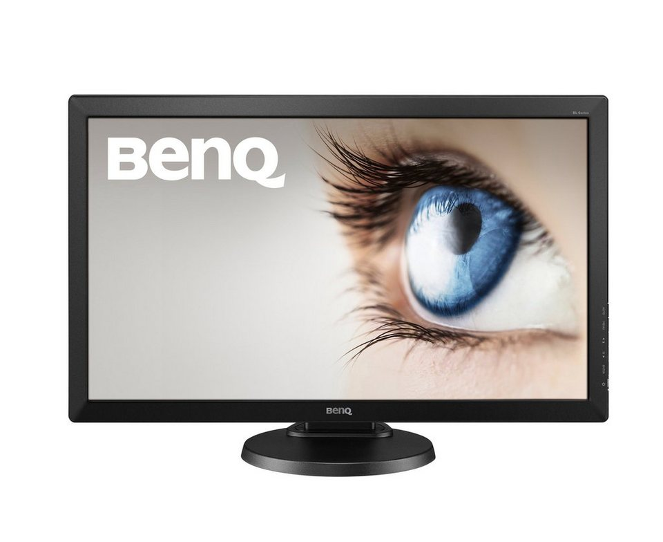 benq full hd monitor 24 zoll 2 ms h henverstellbar. Black Bedroom Furniture Sets. Home Design Ideas