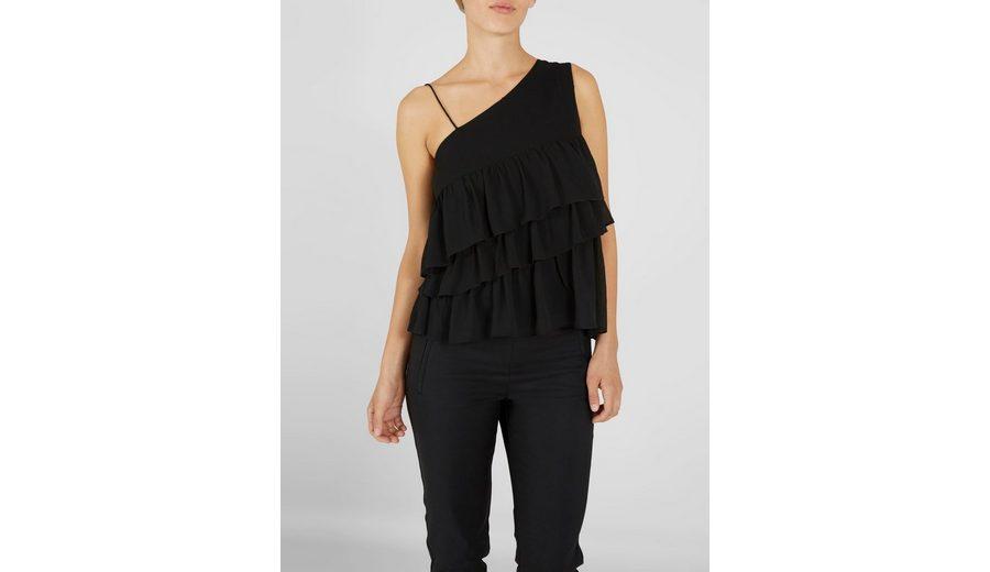 Y.A.S One-Shoulder- Bluse Sehr Billig Verkauf Online Spielraum Shop Online-Verkauf bsCmv