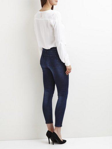 Vila 7/8- Slim Fit Jeans