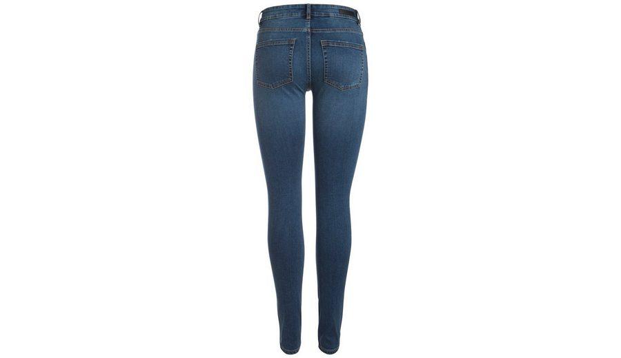 Pieces Slim-Fit- Jeans Auslasszwischenraum Standorten 85RnRzE