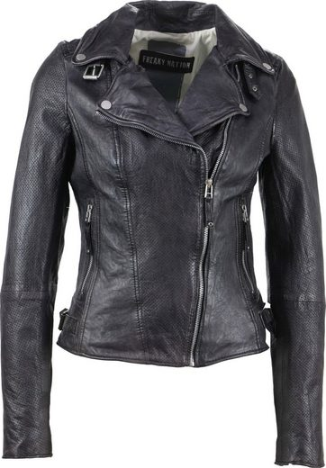 Freaky Nation Bikerjacke Fantasy