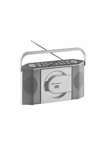 HEINE HOME Radijo imtuvas/CD grotuvas extra siaur...