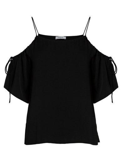 Pieces Off-Shoulder Bluse