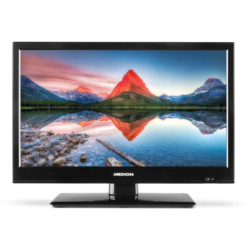"MEDION® 47 cm (18,5"") LCD-TV, DVD-Player, CI+ »LIFE® P12309 (MD 21441)«"