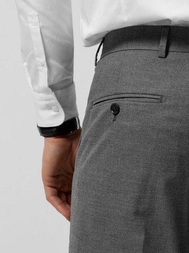 Selected Femme Slim-Fit-Anzughose mit Paspel-Gesäßtaschen