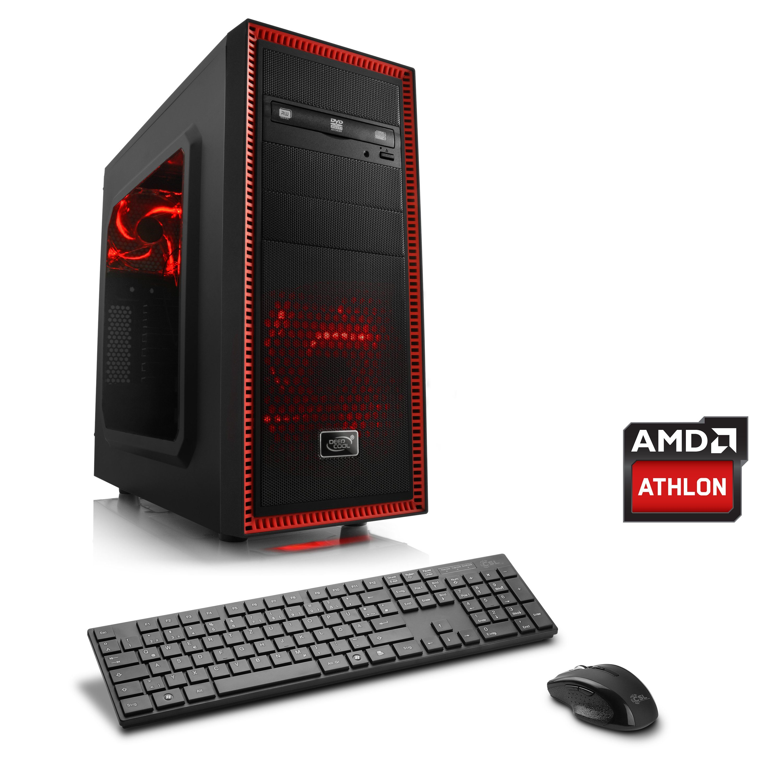 CSL Gaming PC | Athlon X4 950 | GeForce GTX 1060 | 8 GB DDR4 RAM »Sprint T4913 Windows 10 Home«