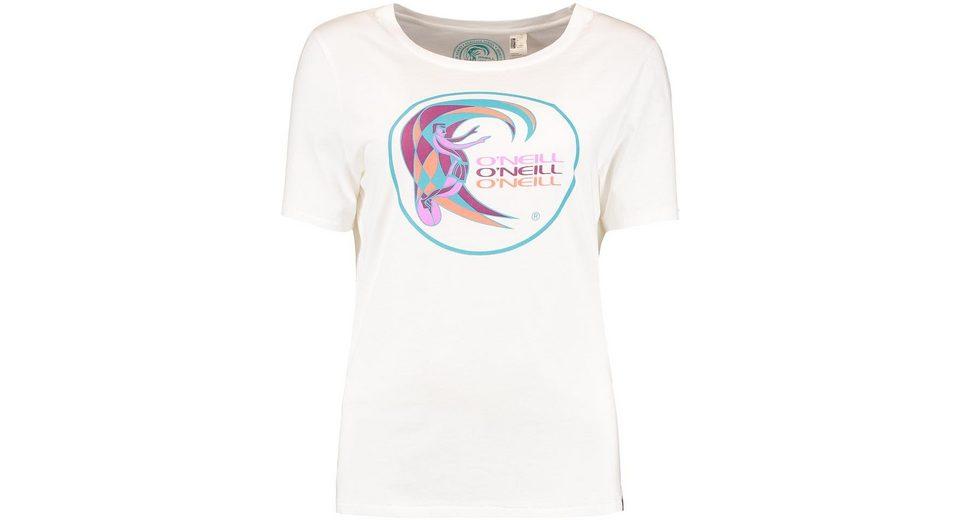 O'Neill T-Shirt kurzärmlig Re-Issue Logo Bestes Großhandel Online Qwo9pHELM