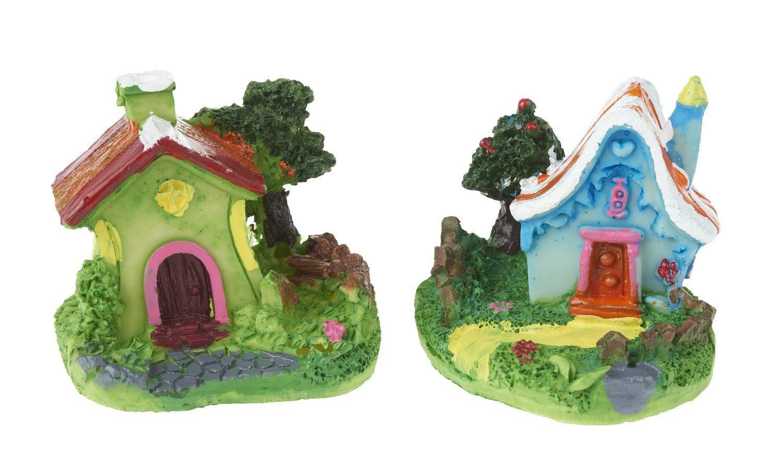 "VBS Deko Haus ""Fairy Tale"", 2er-Set"