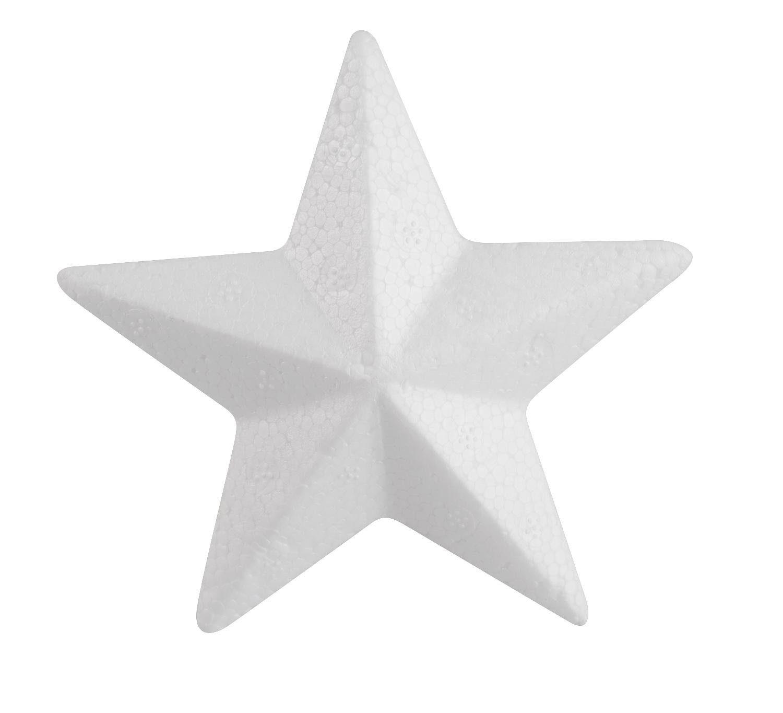 VBS Styroporform Stern, 10 cm