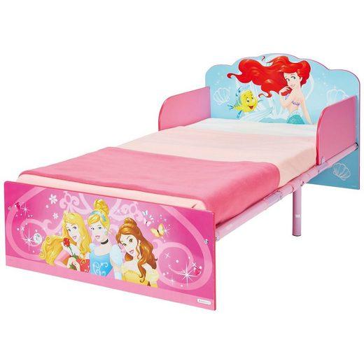 WORLDS APART Kinderbett, Disney Princess, 70 x 140 cm