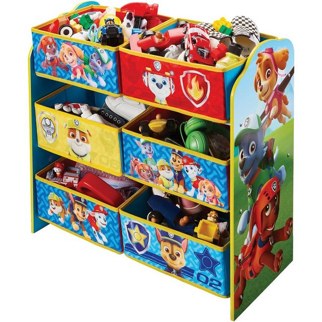 Regale - WORLDS APART 6 Boxen Regal, PAW Patrol  - Onlineshop OTTO
