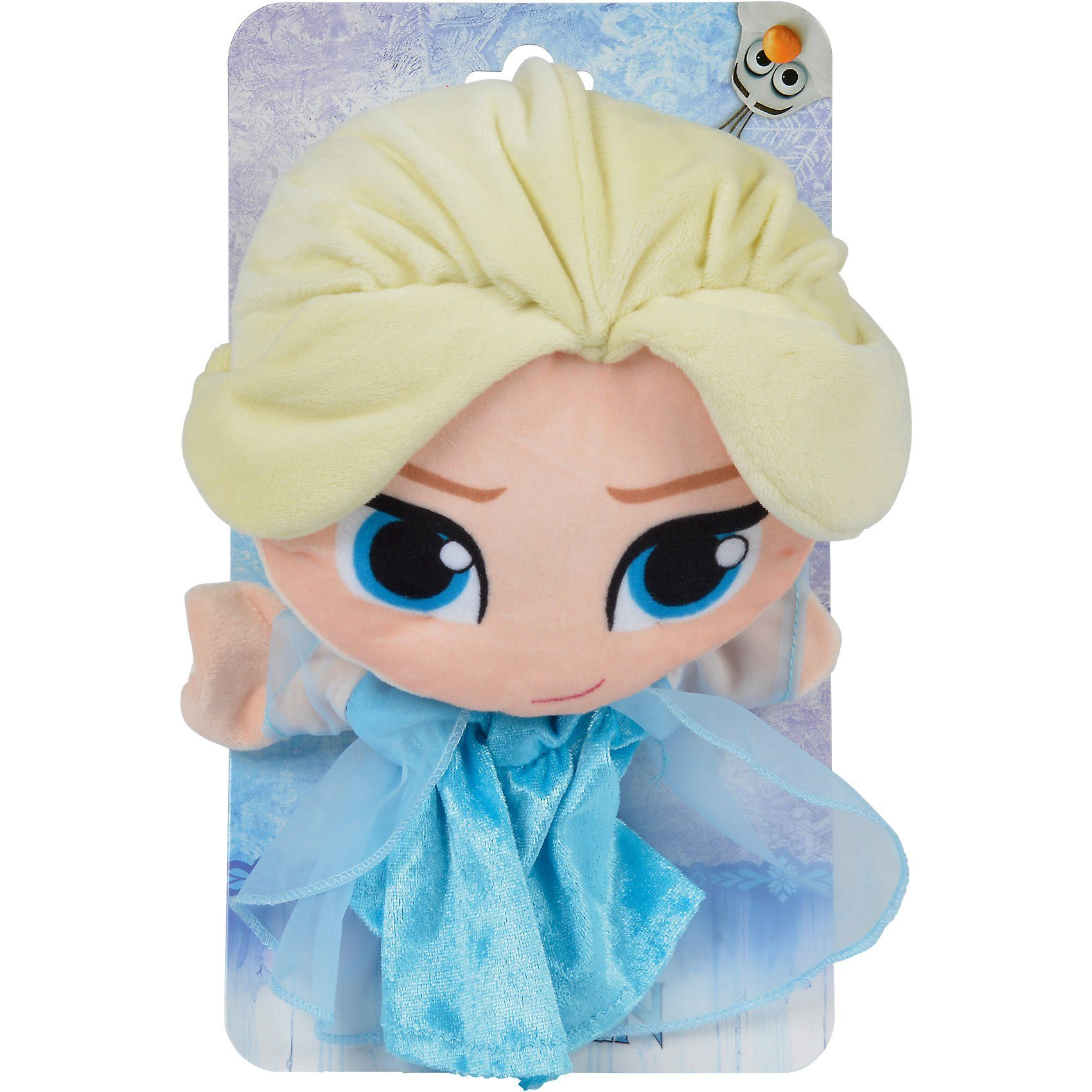 Simba Disney Frozen Handspielpuppe Elsa, 25 cm