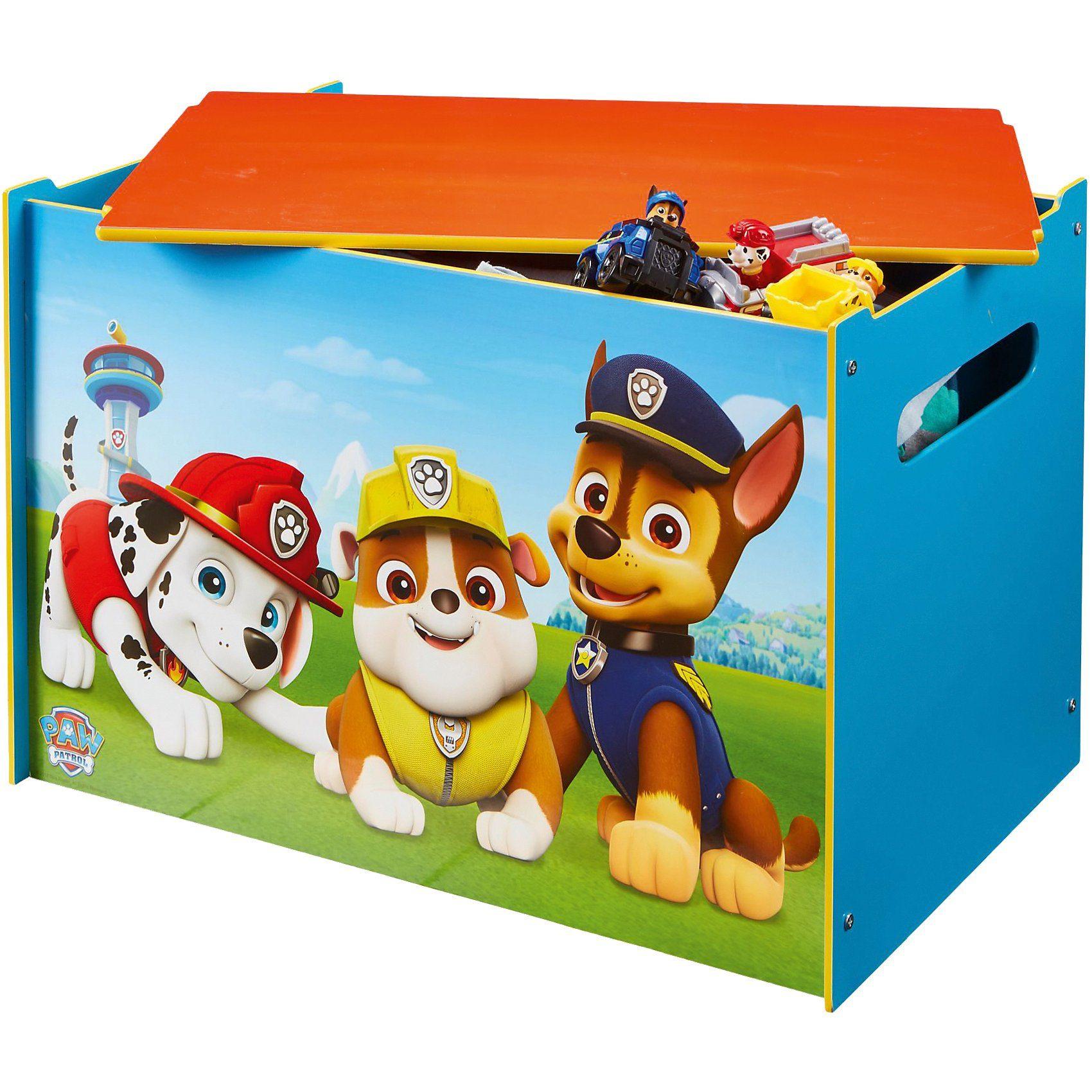 WORLDS APART Spielzeug Truhe, Paw Patrol