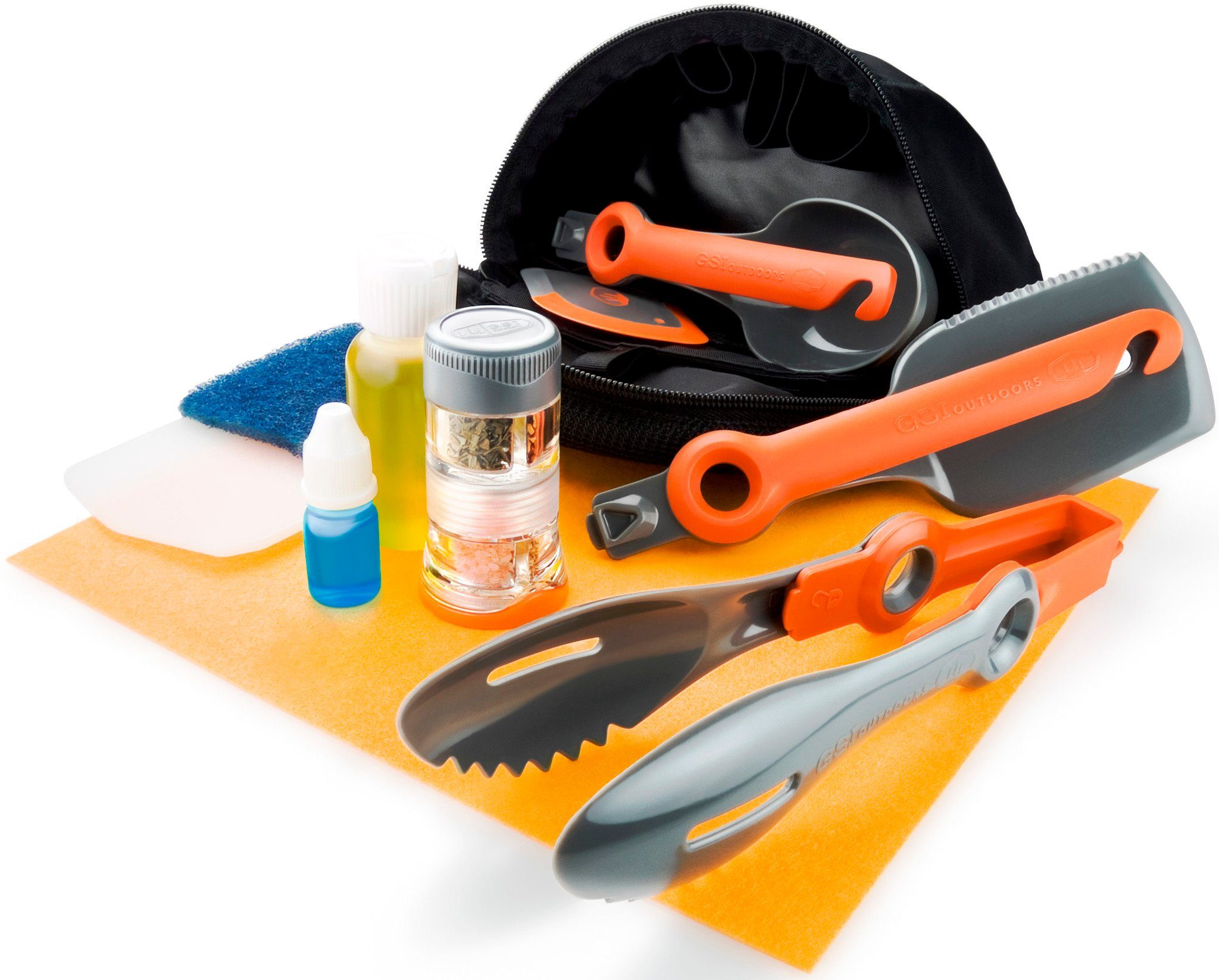 GSI Camping-Geschirr »Crossover Kitchen Set«