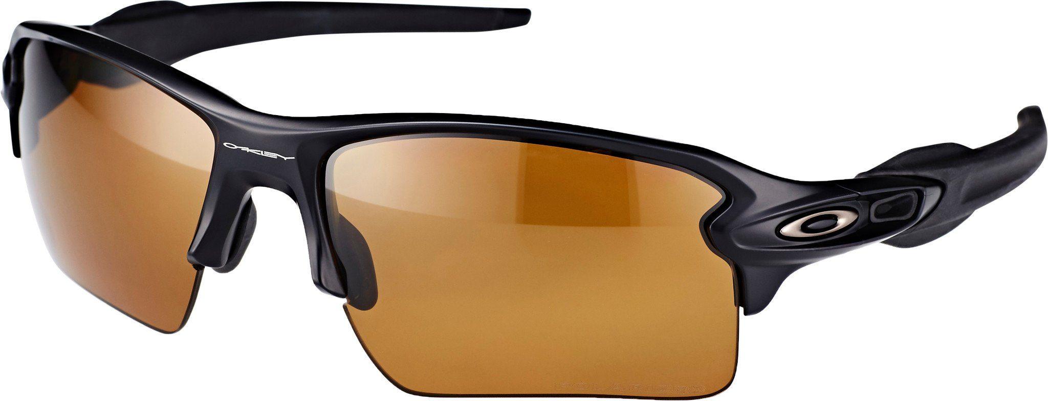 Oakley Radsportbrille »Polarized Flak 2.0 XL Brille«