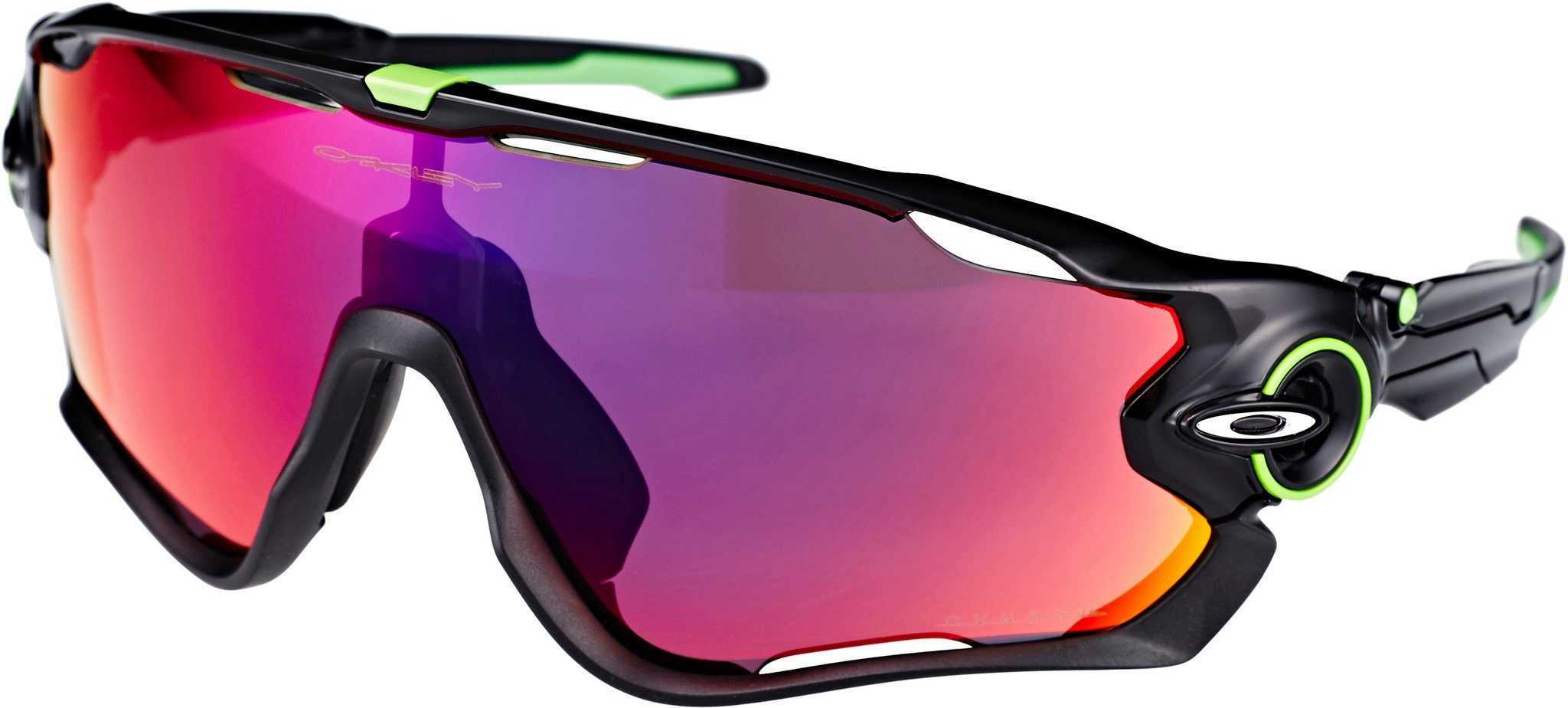 Oakley Radsportbrille »Oakley Jawbreaker Cavendish«