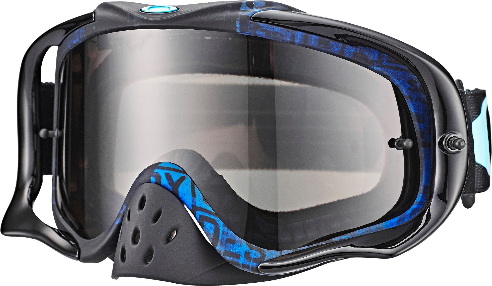 Oakley Radsportbrille »Oakley Crowbar MX«