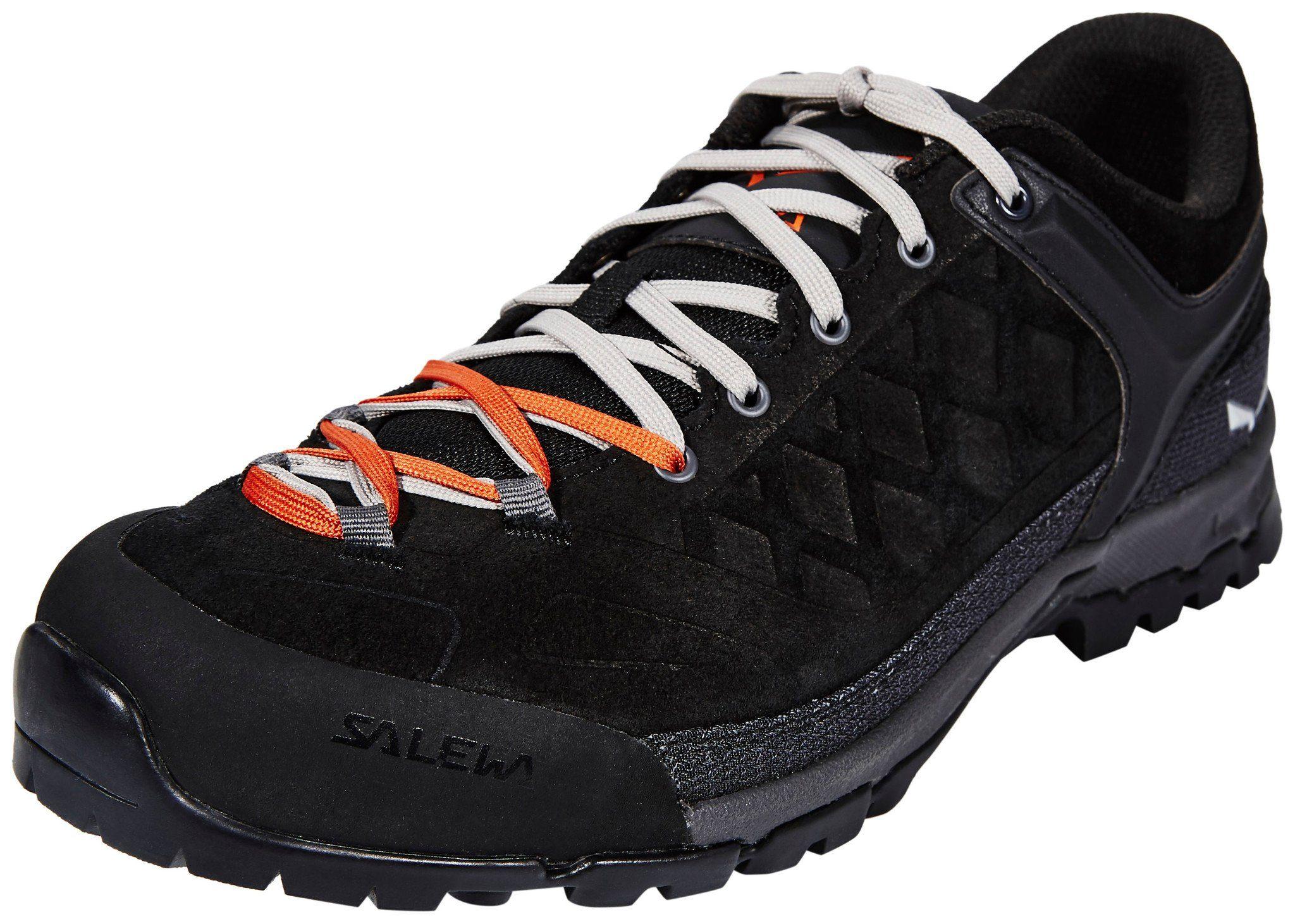 Salewa Kletterschuh Trektail Hiking Shoes Men  schwarz