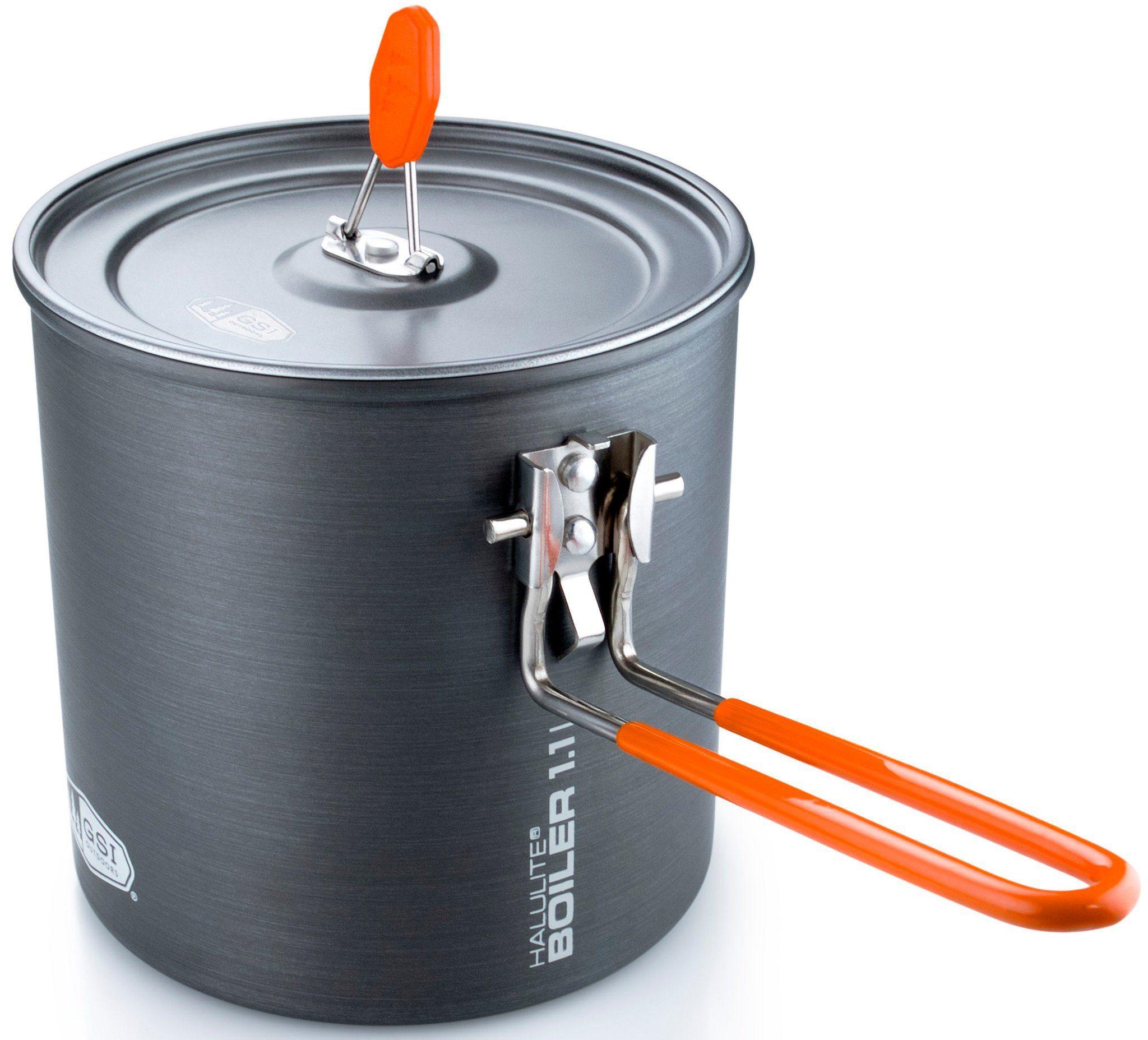 GSI Camping-Geschirr »Halulite Boiler 1,1l«