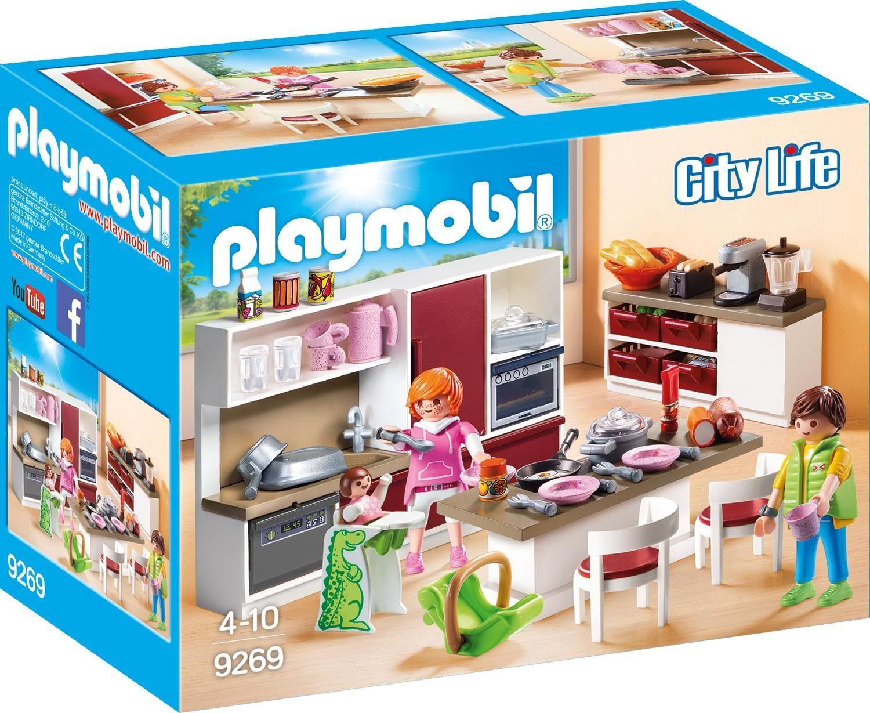 Playmobil® Große Familienküche (9269), »City Life«