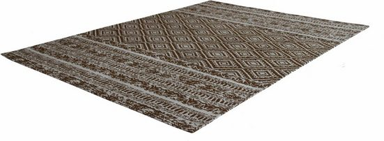 Teppich »Sunny 110«, Kayoom, rechteckig, Höhe 5 mm, In- und Outdoor geeignet, Wohnzimmer